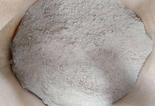 石英质干式捣打料